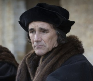 Mark Rylance in Wolf Hall